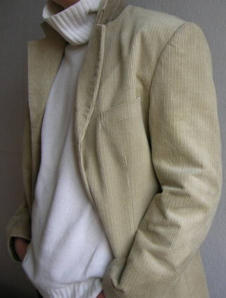 Example of men clothes